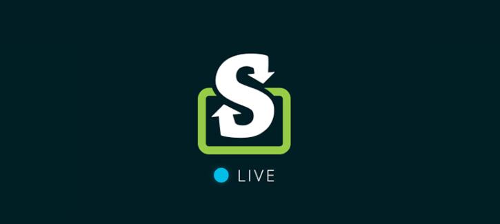 Stash Live Banner