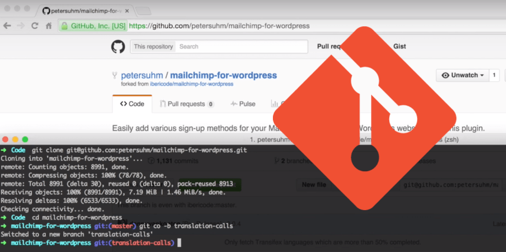 Git for WordPress Developers: A Free Video Course from WP Pusher