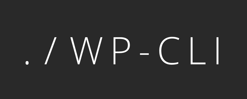 WP-CLI Gets Official WordPress.org Support