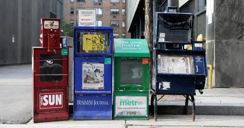 Finding WordPress in the Post-Print News Era