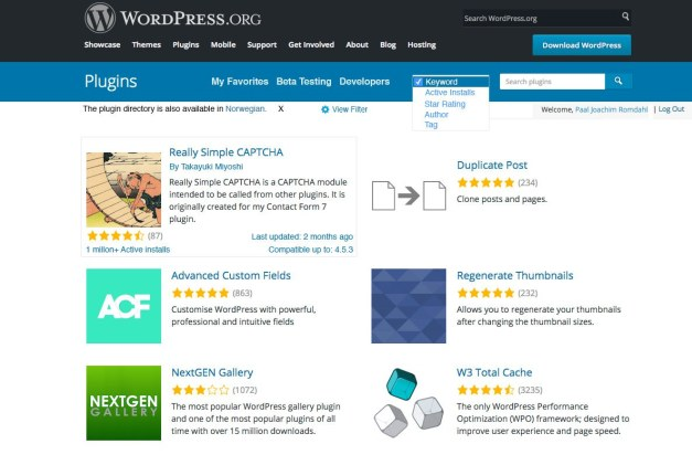 Community Created Mockups Suggest Improvements to the WordPress