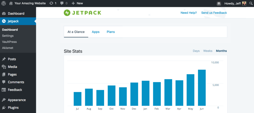 Jetpack 4.3 Now in Beta, Admin Interface Rebuilt Using React.js