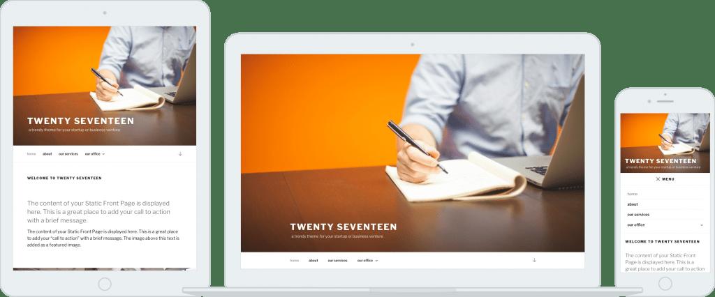 WordPress 4.7 to Ship with New Twenty Seventeen Default Theme
