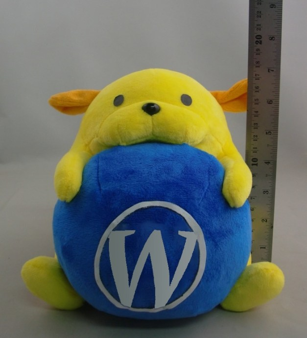 Wapuu Plush Toy Prototype