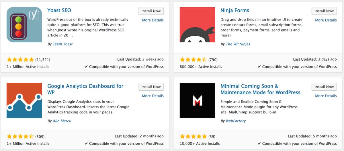21b3447b25b New Plugin Offers Better Plugin Recommendations in the WordPress Admin