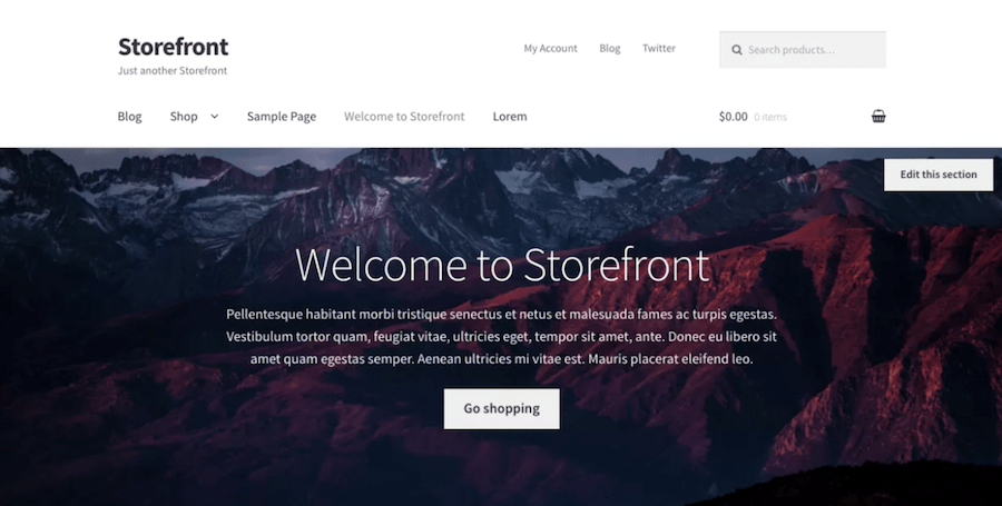 Storefront 2.2.0 Released, Includes Design Refresh and Major Improvements to New User Experience