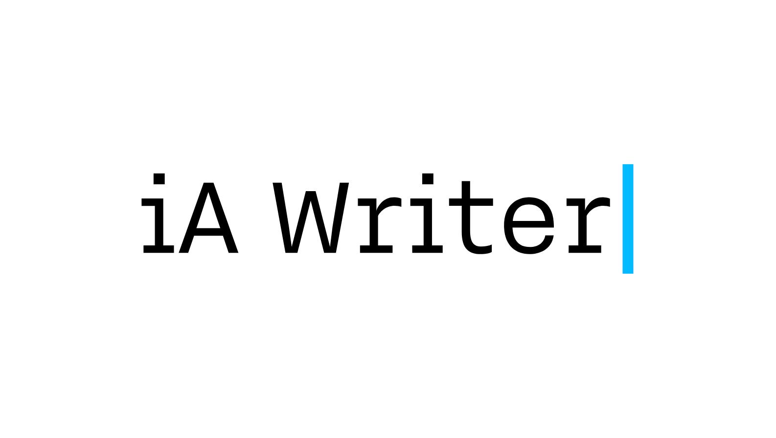 Resultado de imagen para iA Writer