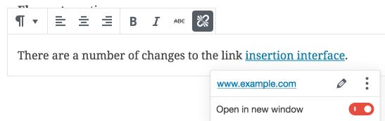 OpenInNewWindow Gutenberg 2.7 Released, Adds Ability to Edit Permalinks design tips