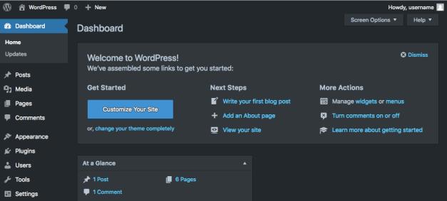 DarkModeForWP Dark Mode is Possibly Coming to a WordPress Dashboard Near You design tips