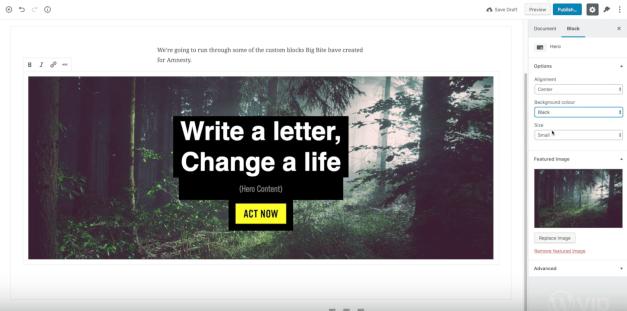 Screen-Shot-2018-09-19-at-10.39.11-AM Big Bite Creative to Launch New Amnesty International Website based on Gutenberg design tips