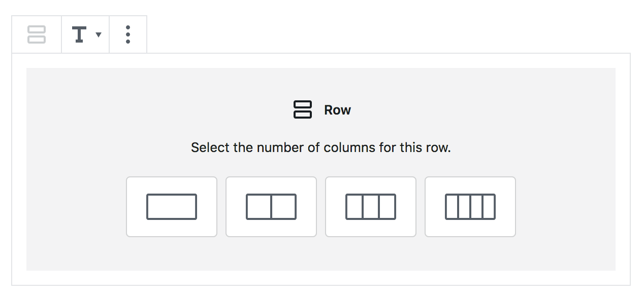CoBlocks Adds Row and Columns Page Building Blocks for Gutenberg