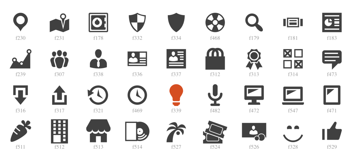 WordPress 5.2 Will Add 13 New Icons to the Dashicon Library