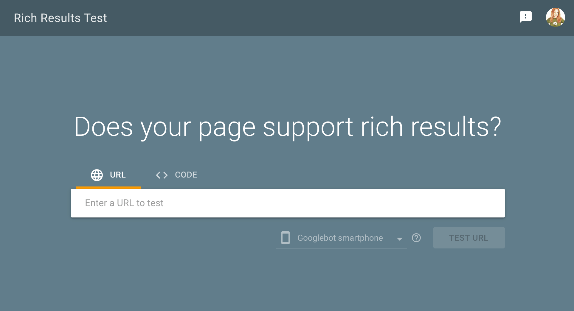 Google Adds New Desktop/Mobile Selector to the Rich Results Testing