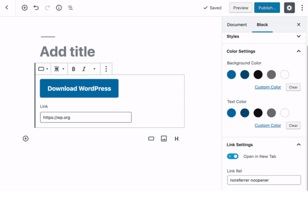 Gutenberg 6.2 Adds Nesting Capabilities to Cover, Media & Text Blocks 2