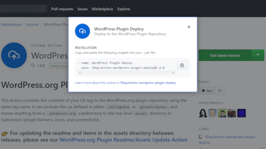 10up Releases GitHub Actions for Simplifying WordPress Plugin Deployment