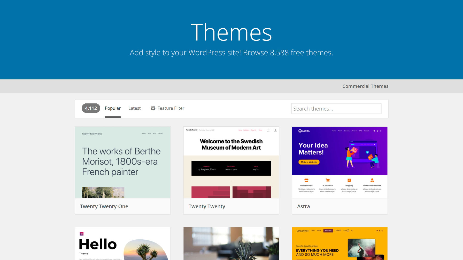 Next Phase of the WordPress Theme Review Overhaul: Open Meeting and Call for Feedback - WP Tavern