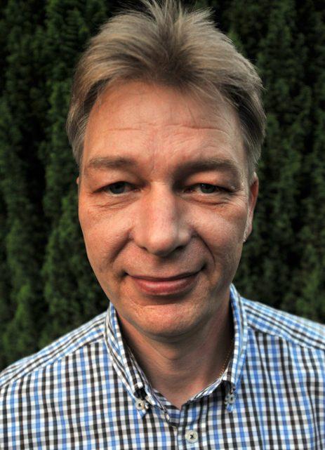 1. Geschäftsführer Jens Michel