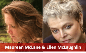 Poet Lectures - Dear Elizabeth Maureen McLane and Ellen McLaughlin