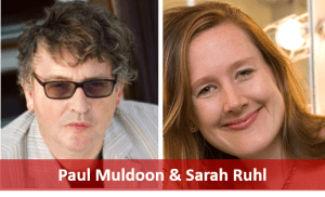 Poet Lectures - Dear Elizabeth Paul Muldoon and Sarah Ruhl
