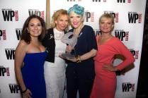 Jenna Segel, Trudie Styler, Lisa Lampanelli, & Martha Plimpton (2016)
