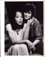 Didi Conn and Geraldine Librandi in CONSEQUENCE (1987)