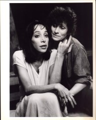 Didi Conn and Geraldine Librandi in CONSEQUENCE (1987)