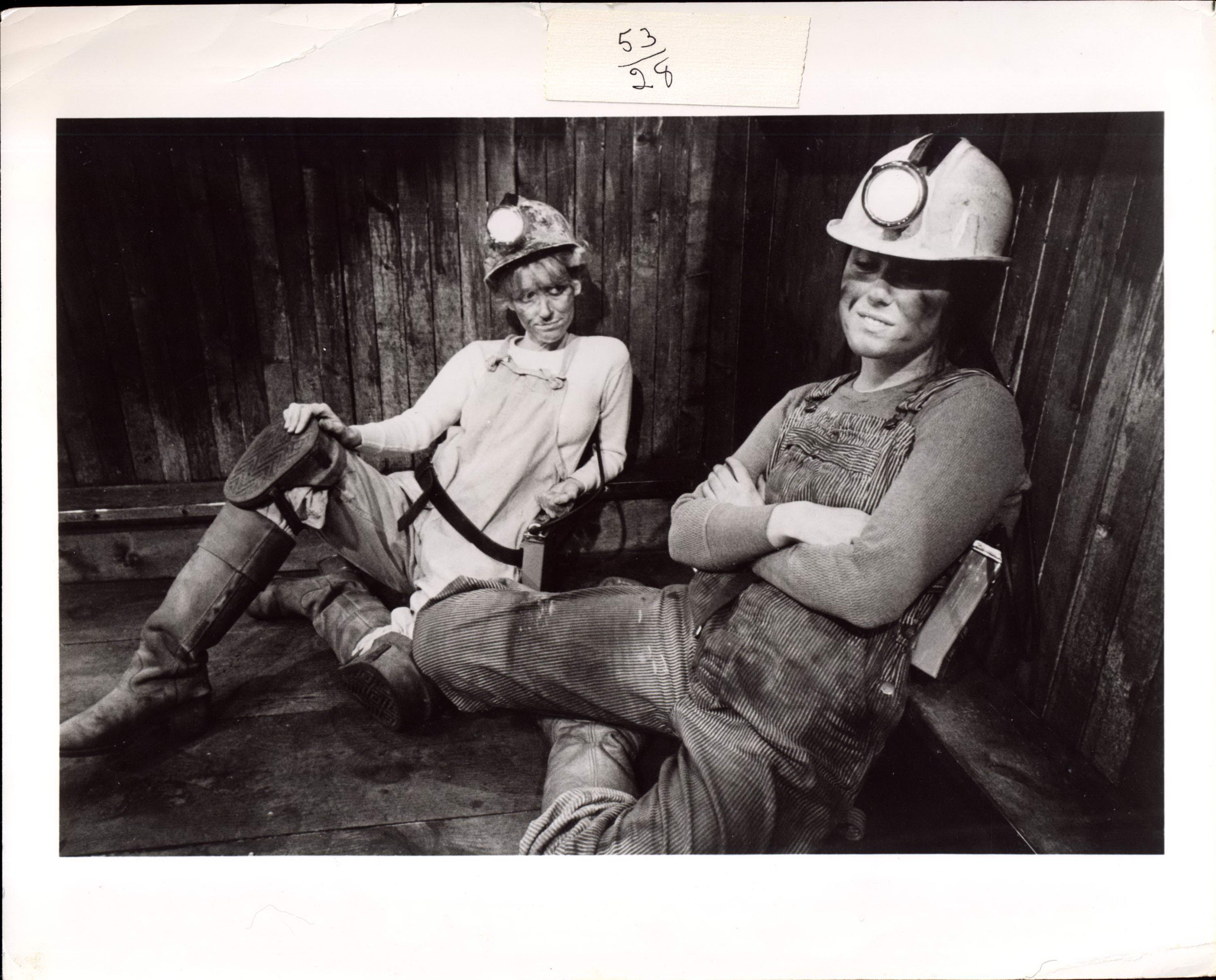 kristin jolliff and mary mcdonnell in death of a miner women s