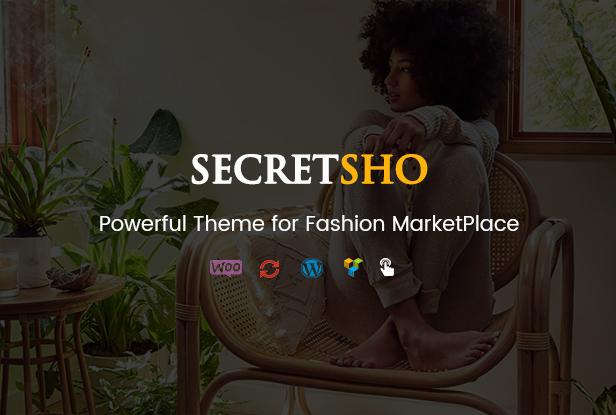 SW SecretSho - WooCommerce Theme