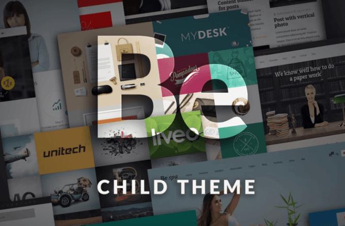 betheme child theme