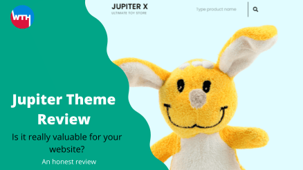 Jupiter Wordpress Theme Review