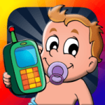 Baby Phone Game for Kids Free – Cute Animals 25.1 APK