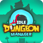 Idle Dungeon Manager – Arena Tycoon Game APK