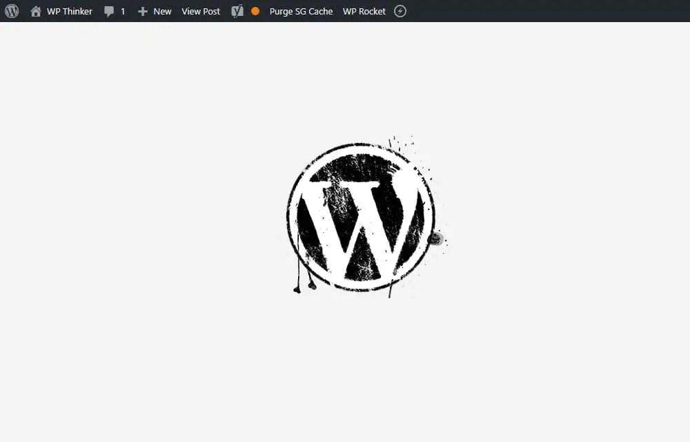 Add Custom Links to WordPress Toolbar