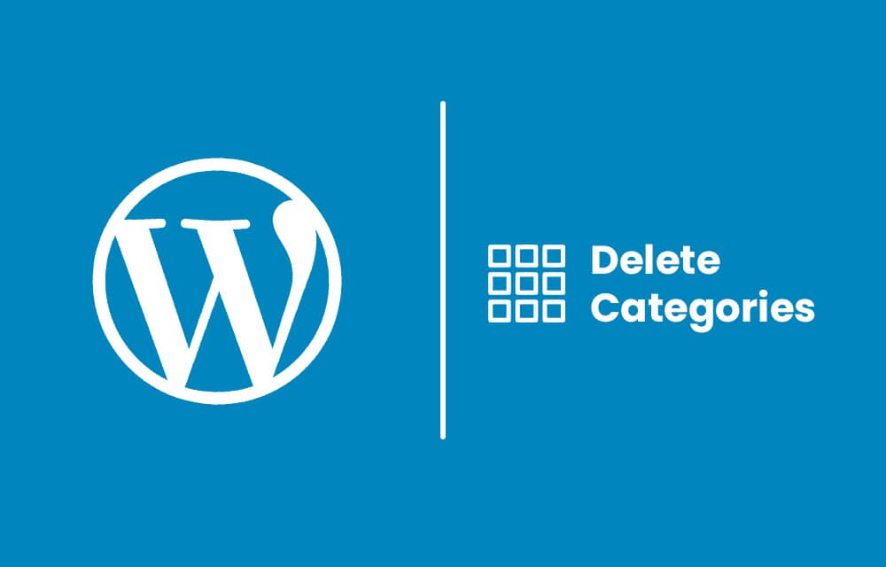 Delete-Categories-in-WordPress
