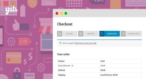 YITH WooCommerce Multi Step Checkout Premium