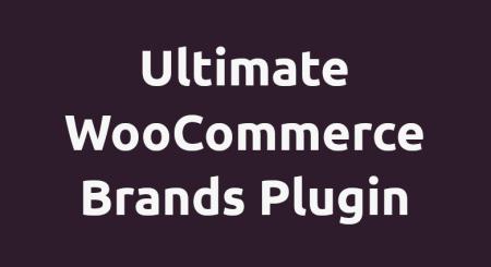 Ultimate Woocommerce Brands Plugin