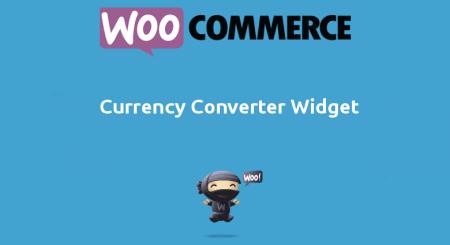 Woocommerce Currency Converter Widget