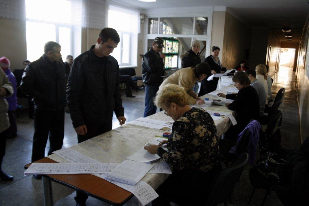 Czy będą kolejki wkomisjach wyborczych?