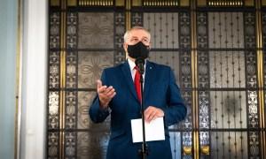 Lewica żąda wyjaśnień wsprawie 40 funkcjonariuszy chroniących dom Kaczyńskiego
