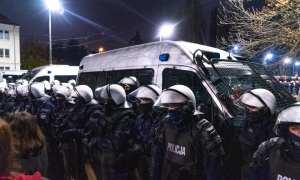 Jak powszedniała policyjna brutalność