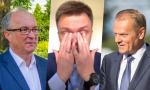 Sondaż: Dramatyczny Spadek Hołowni. KO iLewica wgórę