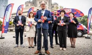 Politycy Nowej Lewicy ruszają w Polskę na konsultacje programowe
