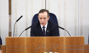 Prokuratura: Grodzki miał sabotować prace Senatu w sprawie immunitetów