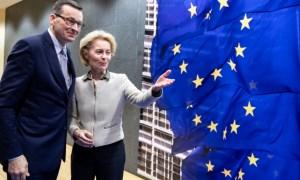 [SONDAŻ] Czy Komisja Europejska powinna wypłacić Polsce fundusze?
