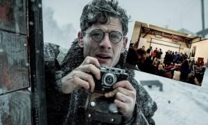 [WIDEO] Napastnicy przerwali pokaz filmu Agnieszki Holland o wielkim głodzie na Ukrainie