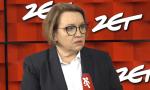 """Kryzys w NIK. Zalewska o Banasiu: """"Gdyby był odważny, to zrezygnowałby ze stanowiska"""""""