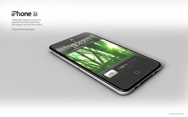 Will The Next Generation iPhone Look As Good As This Mockup?