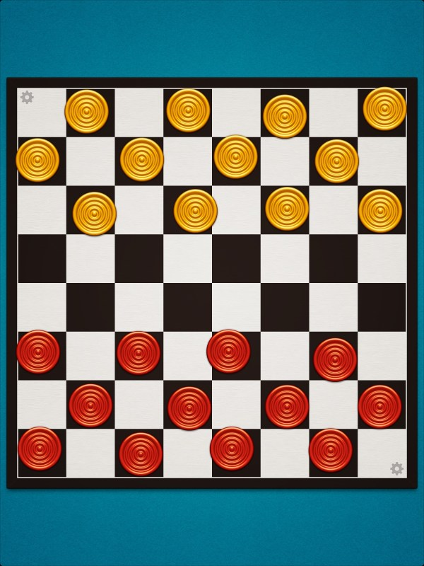 Turn Your iPad Into A Beautiful Checkers Set With Checkers ...