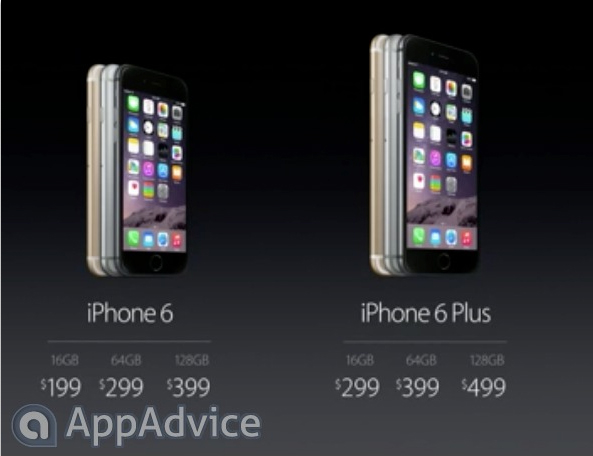 Apple offers better storage prices for the iPhone 6 and ...