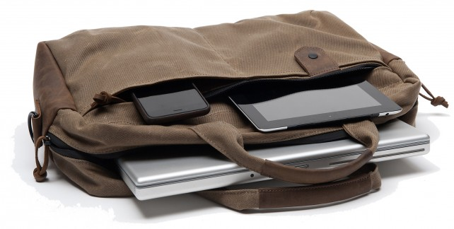 Leather Surface Pro Bag